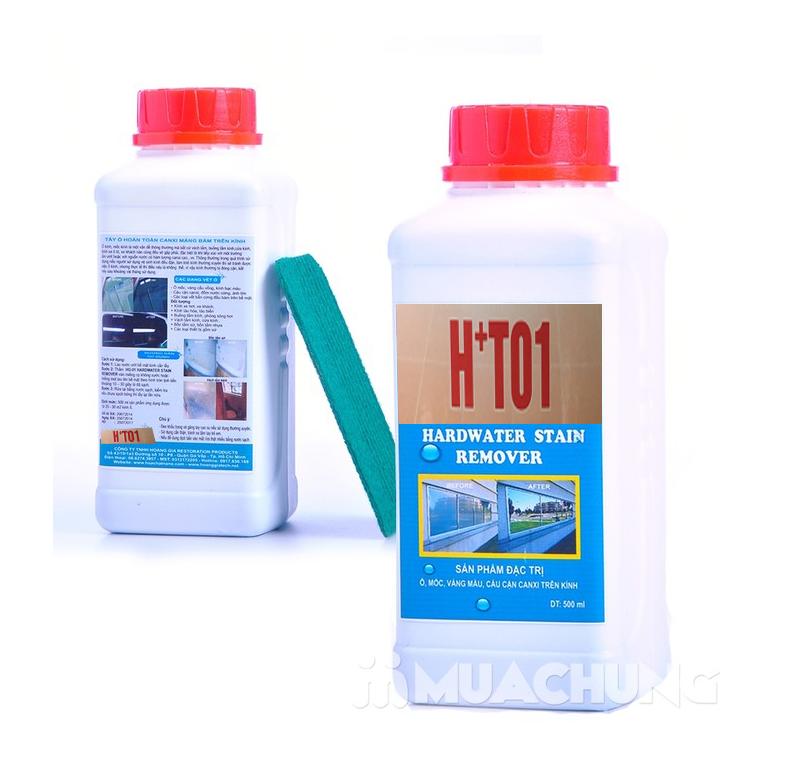 Nên dùng sản phẩm nào tốt nhất để tẩy cặn vôi hóa.