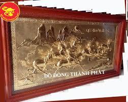 Nơi bán tranh mã đáo thành công bằng đồng tại Đà Nẵng nào uy tín nhất (2)