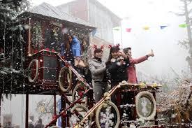 Lễ hội mùa đông Sapa1