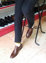 Bí mật các loại giày nâng chiều cao cho nam.