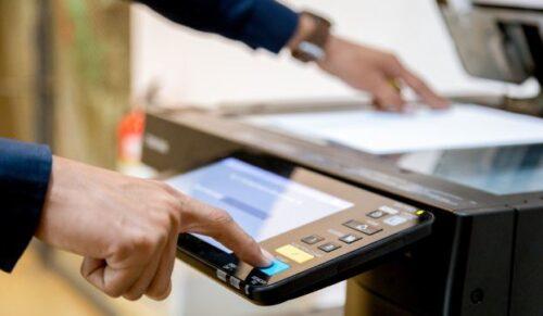 Các thông tin liên quan đến thuê máy photocopy cần biết